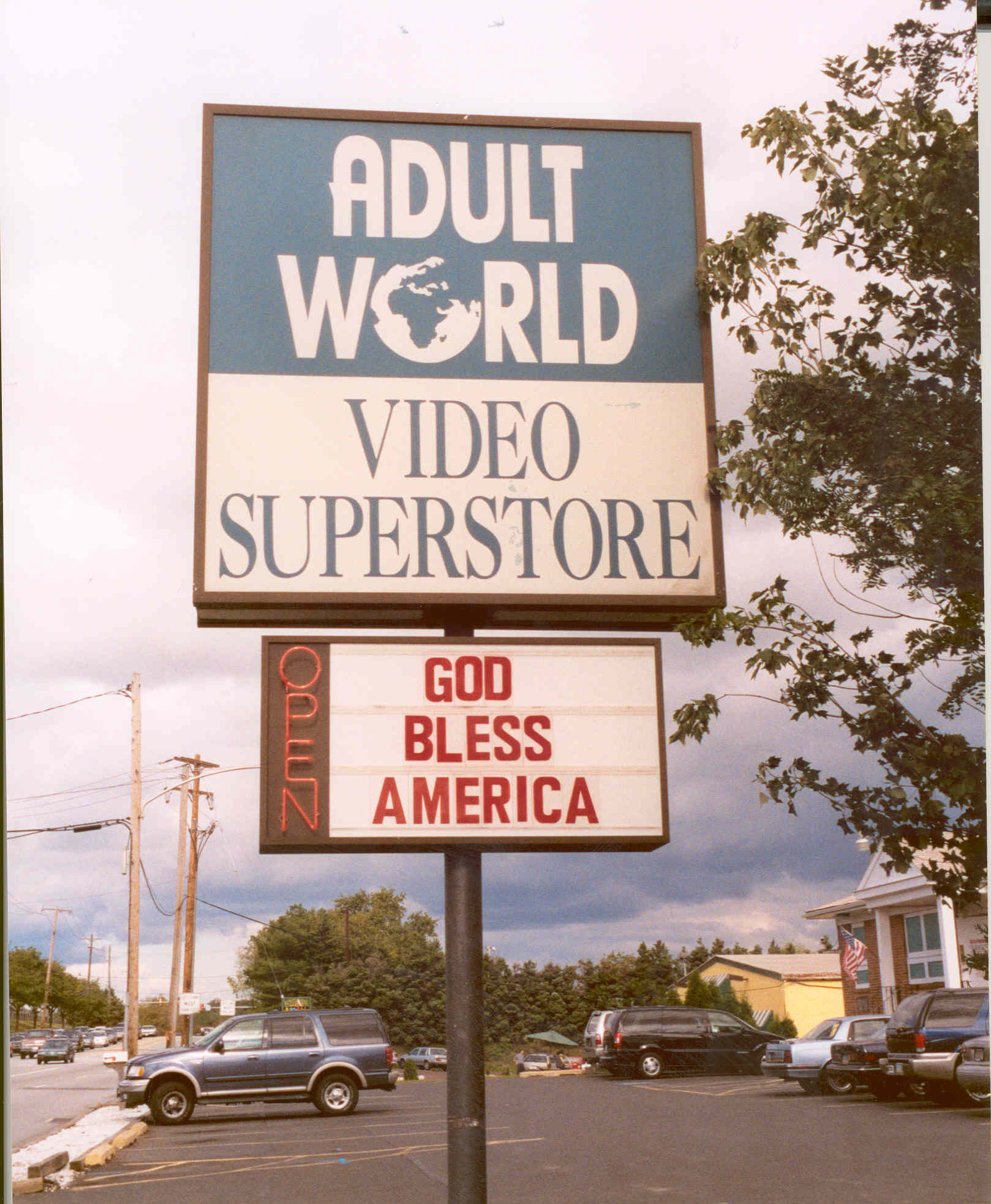 For adult world pa