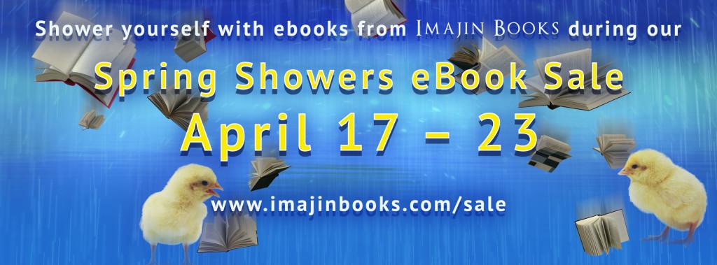 Imajin Spring Showers Banner