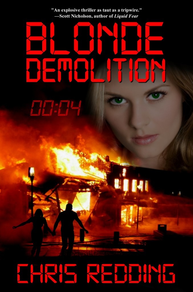 Blonde Demolition Front wblurb final